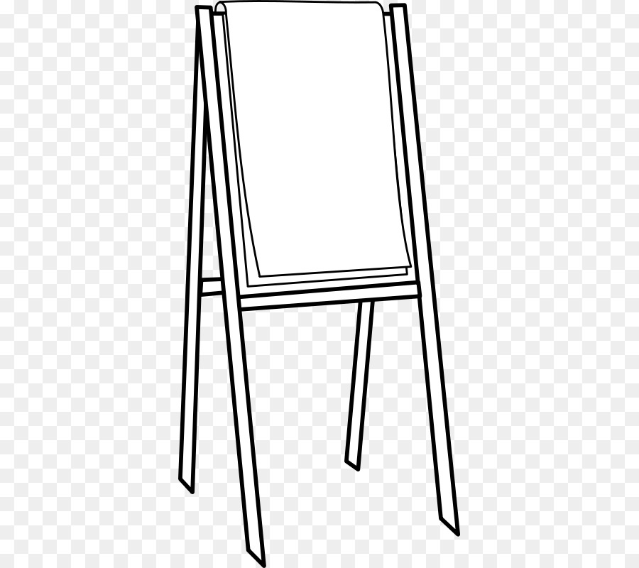 Flip chart clipart png royalty free stock Easel Background png download - 397*800 - Free Transparent Paper png ... png royalty free stock