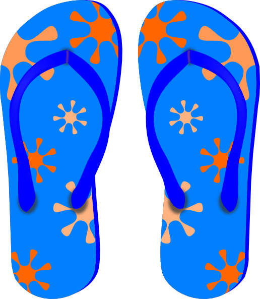 Free clipart images of flip flops png transparent Free Flip Flops Images, Download Free Clip Art, Free Clip Art on ... png transparent