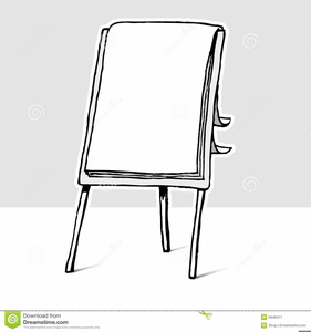 Flipchart clipart black and white library Flipchart Clipart   Free Images at Clker.com - vector clip art ... black and white library
