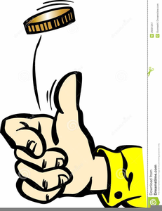 Toss free images at. Flipping a coin clipart