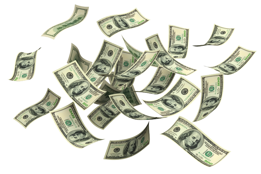 Make it rain money clipart png image black and white download Free Money PNG Transparent Images, Download Free Clip Art, Free Clip ... image black and white download