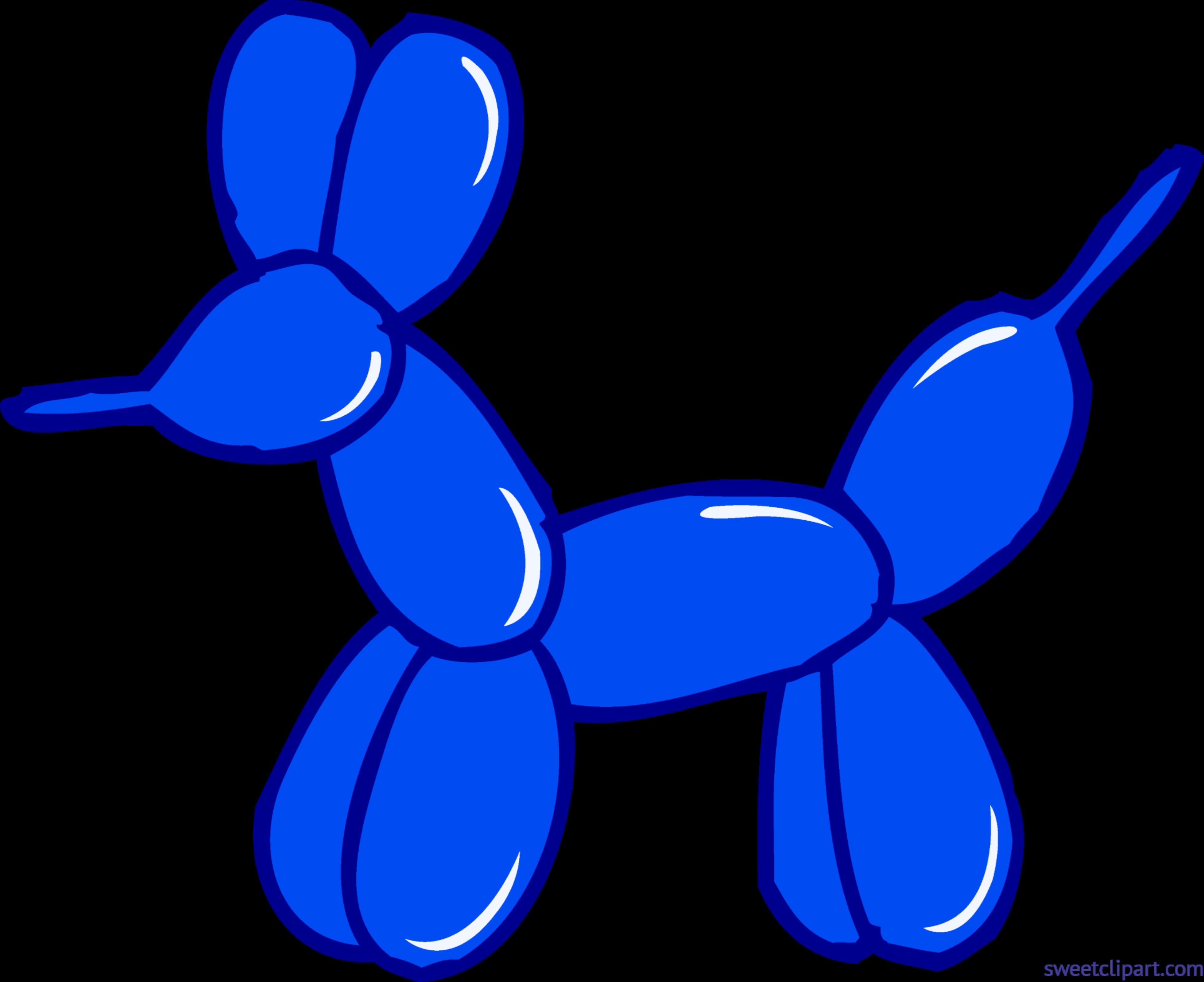 Floating snowflake clipart clip art free stock Blue Balloon Animal Clip Art - Sweet Clip Art clip art free stock