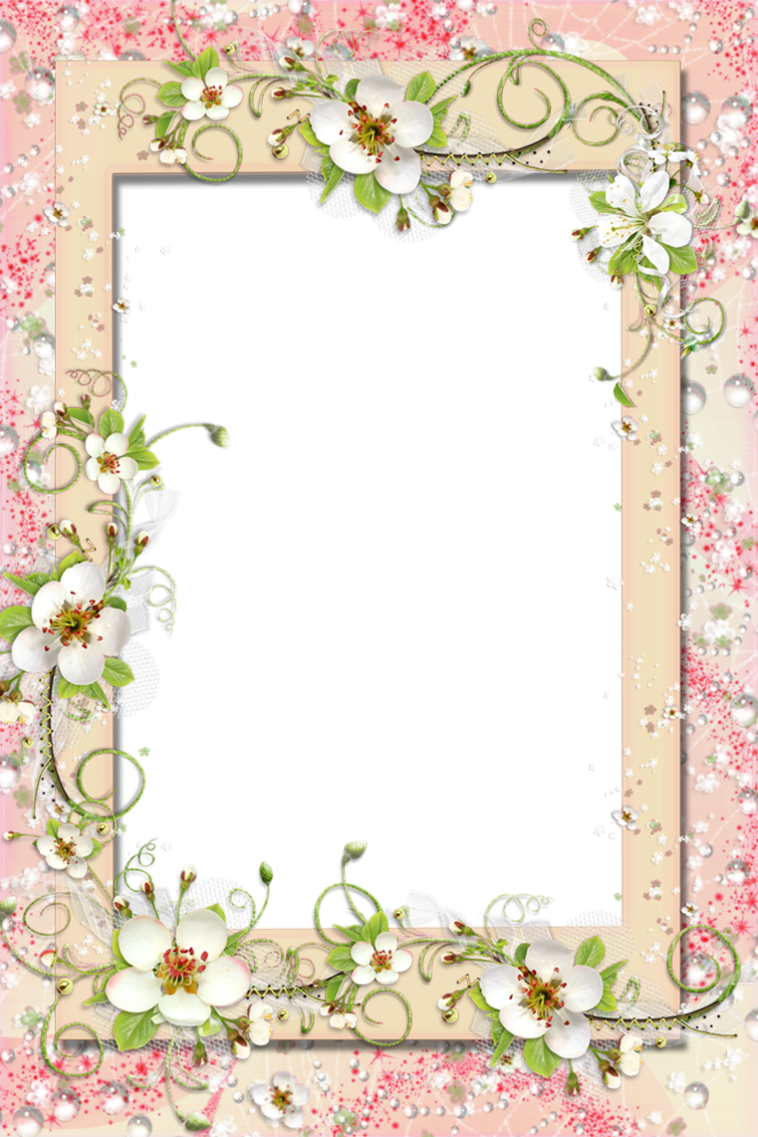 Flock of turkey border free clipart png free Free Floral Border, Download Free Clip Art, Free Clip Art on Clipart ... png free