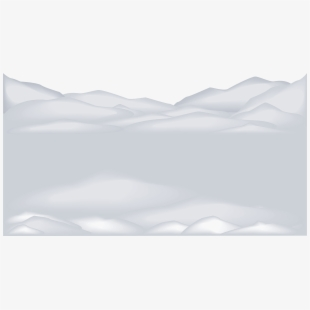 Floor of snow clipart. Free download library transparent