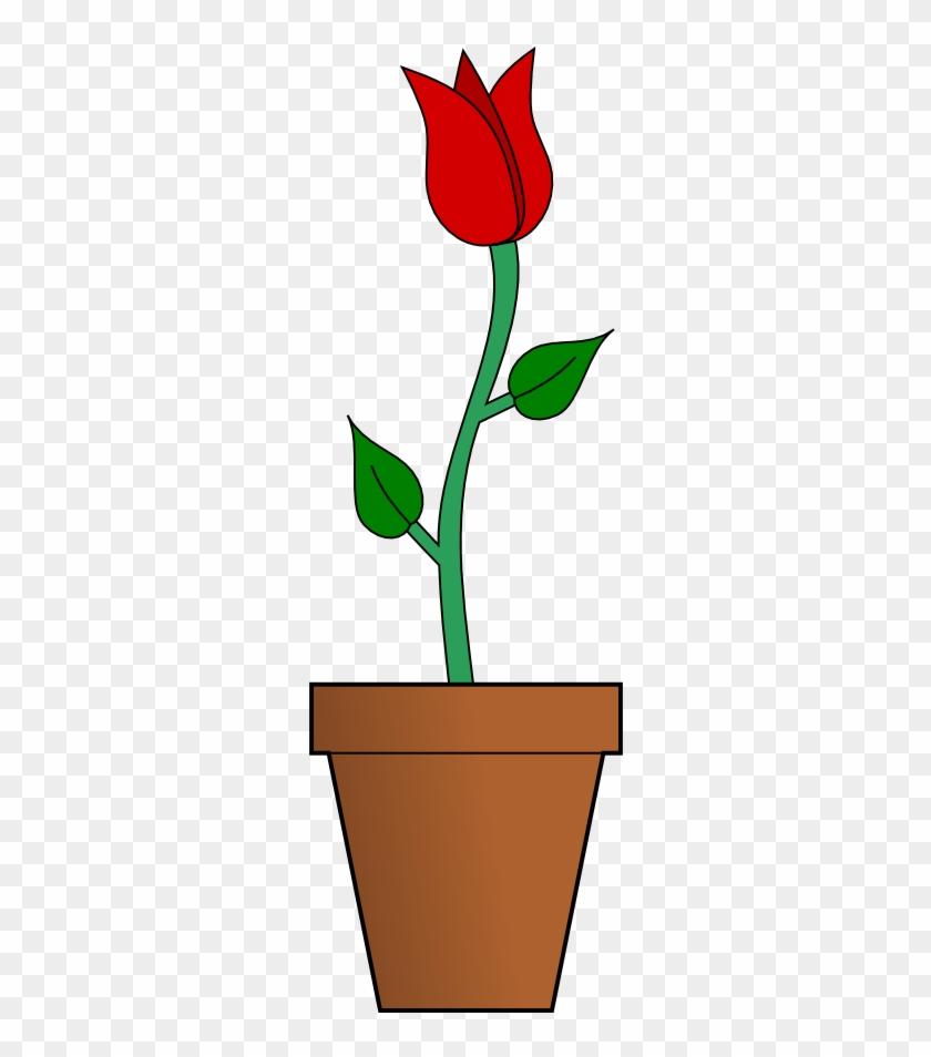 Floor vase clipart jpg library stock Flowers For Flower Vase On Table Clipart - Flower With Vase Cartoon ... jpg library stock