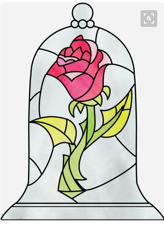 Flor de la bella y la bestia clipart png download Pin de Astral en Images - Fandom | La bella y la bestia, Flor bella ... png download