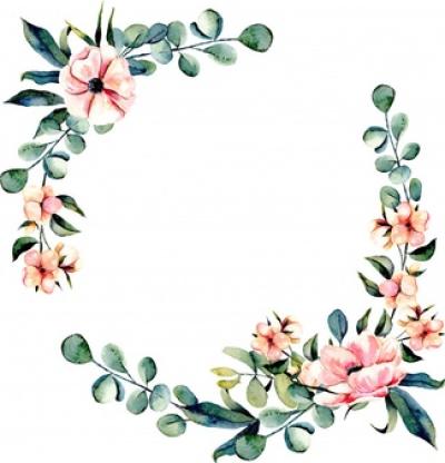 Floral border vector clipart clip transparent stock Download Free png Floral Border Vectors, Photos and PSD files | Free ... clip transparent stock