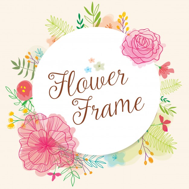 Floral borders images banner freeuse download Floral Border Vectors, Photos and PSD files | Free Download banner freeuse download