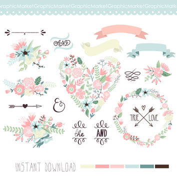 Floral circle arrow clipart clipart free library Best Arrow Clip Art Products on Wanelo clipart free library