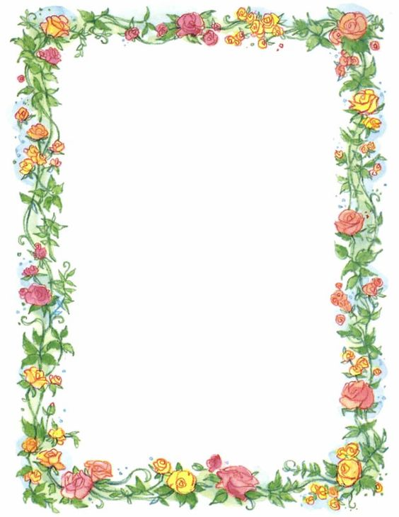 Floral clip art borders royalty free stock Vintage Frame Clip Art | ... Vintage Clip Art - Pretty Vintage Red ... royalty free stock