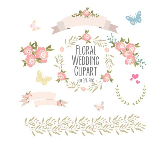 Floral clip art borders banner royalty free download 17 Best images about Clipart on Pinterest | Hand drawn flowers ... banner royalty free download