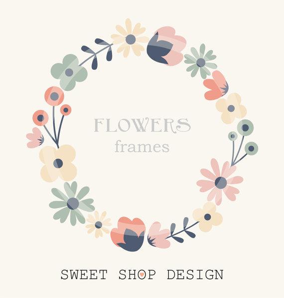 Floral clip art free download graphic black and white stock Floral clip art free download - ClipartFest graphic black and white stock