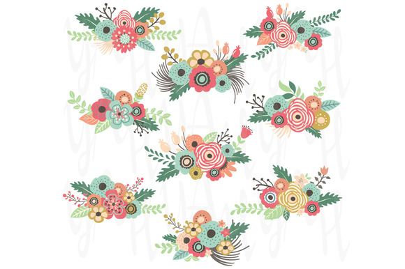 Floral clip art free download clip free Free Floral Clipart & Floral Clip Art Images - ClipartALL.com clip free