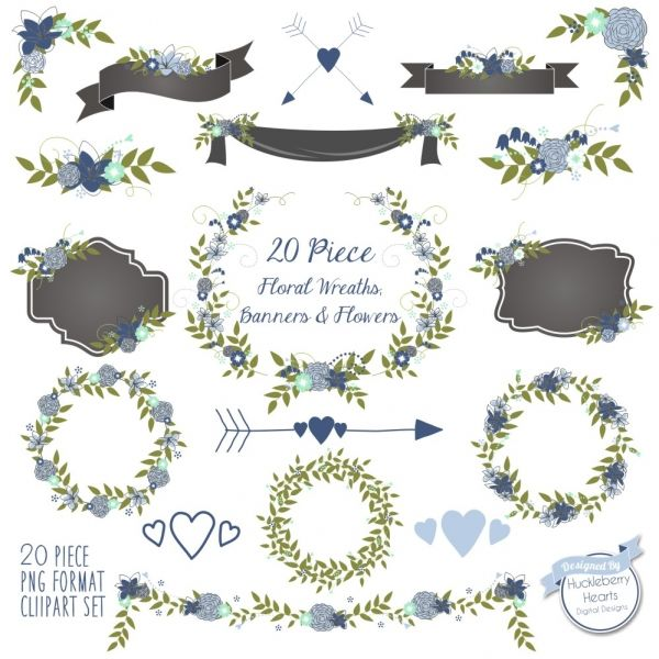 Floral clip art free download clipart freeuse download 17 Best ideas about Flower Clipart on Pinterest | Doodle flowers ... clipart freeuse download
