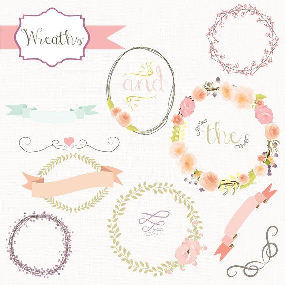Floral clip art free download clip art download 17 Best images about Floral Cliparts on Pinterest | Hand drawn ... clip art download