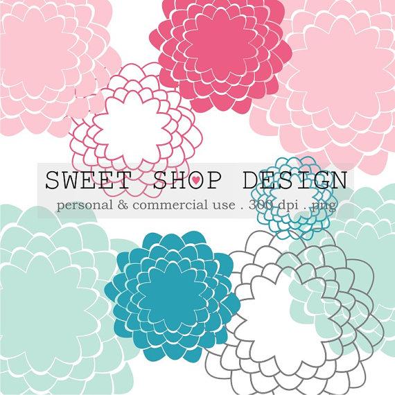 Floral clip art free download clip art download Flower Clip Art, Floral Clip Art, Wedding Clip Art, Royalty Free ... clip art download