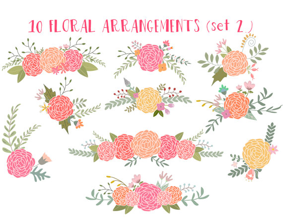 Floral clipart images vector library download Floral Clipart & Floral Clip Art Images - ClipartALL.com vector library download