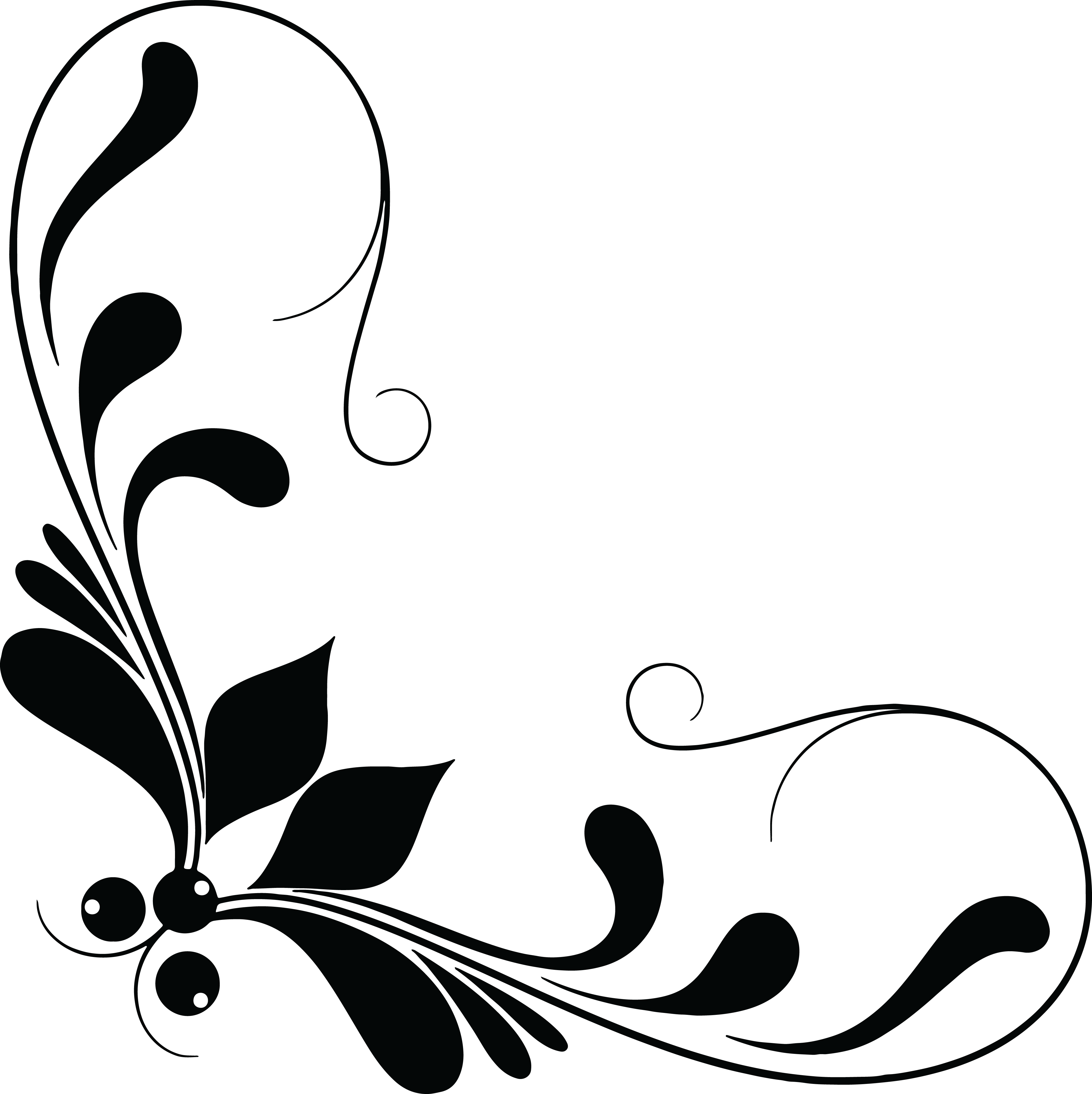 Floral designs clipart hd banner transparent HD Free Clipart Of A Floral Design Element - Floral Design Clipart ... banner transparent