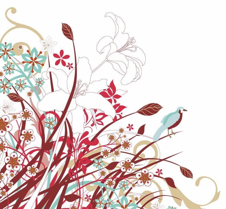 Floral graphic designs svg transparent Floral Graphic Design   Free Download Clip Art   Free Clip Art ... svg transparent