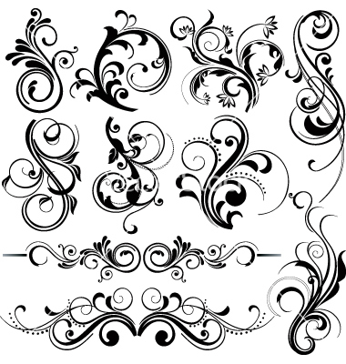 Floral graphic designs jpg free download Floral & Decorative Vector Art - Royalty-Free Vectors jpg free download