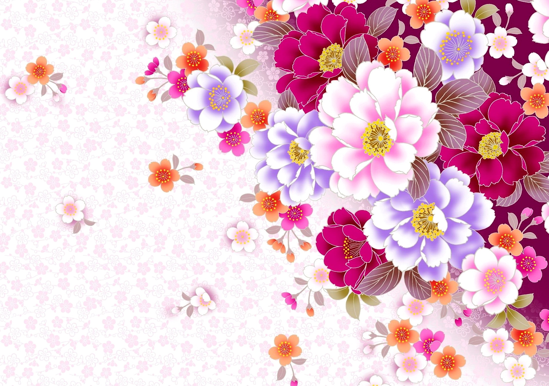 Floral images background picture free 2880x1800px Floral Hd Background Images | #392760 picture free