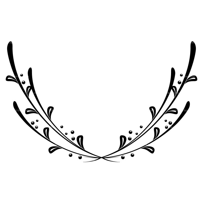 Floral images clipart image black and white library Free Floral Clipart | Free Download Clip Art | Free Clip Art | on ... image black and white library