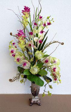 Floral images florist clipart black and white stock Floral Arrangements | Silk Flower Centerpiece Arrangements silk ... clipart black and white stock