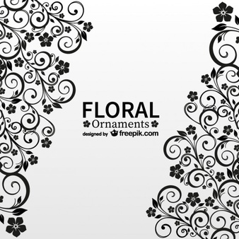 Floral images free svg freeuse library Floral Vectors, Photos and PSD files | Free Download svg freeuse library