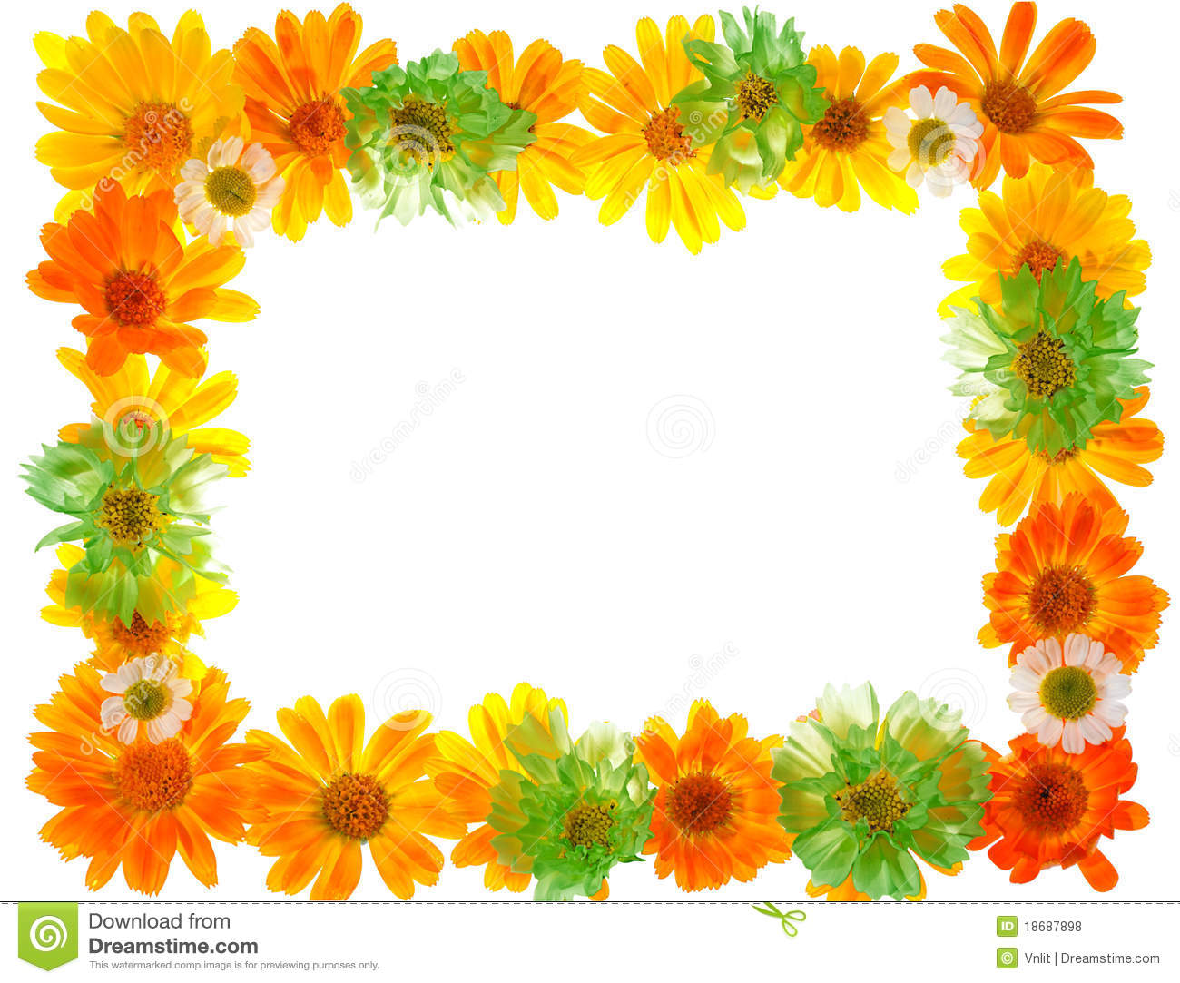 Floral images free download image library Floral Frame Royalty Free Stock Photos - Image: 18687898 image library