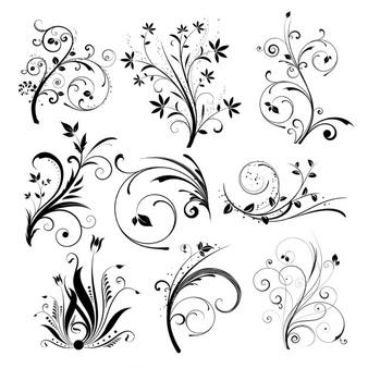 Floral images free download clip art transparent download Floral Vectors, Photos and PSD files   Free Download clip art transparent download
