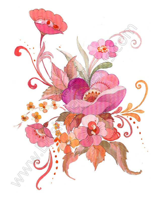 Floral vector clip art free download clip library Free Downloads: Floral Clip Art & Vector Flower Graphics clip library
