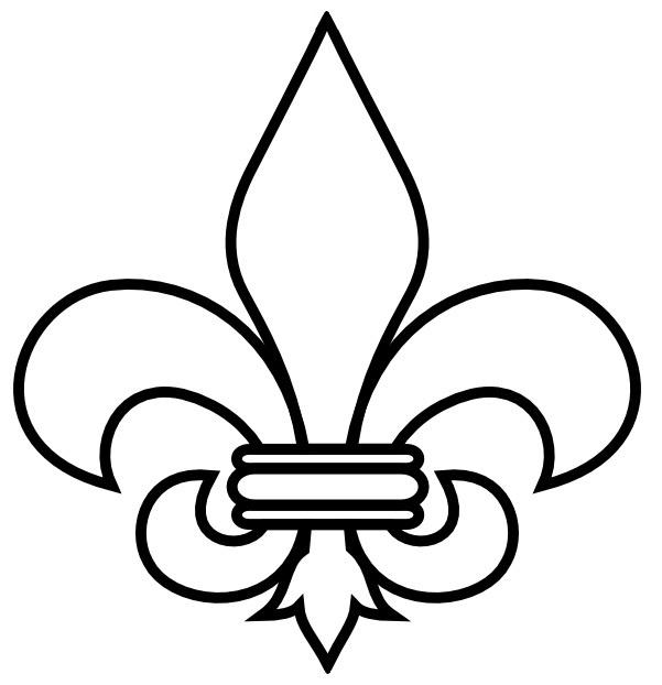 Boy scout emblem image. Florda lee clipart