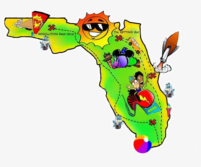 Clip stock art . Florida christmas clipart free