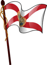 Florida flag clipart banner transparent Search Results for florida state flag - Clip Art - Pictures ... banner transparent