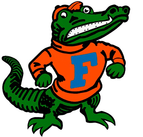 Florida gator pictures clipart