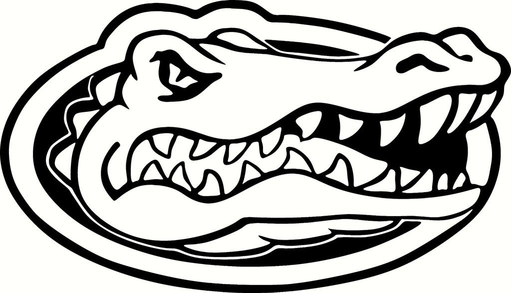 Seminole gators clipart graphic download UF Gator Clipart | Gators | Florida gators logo, Gator logo, Gator image graphic download