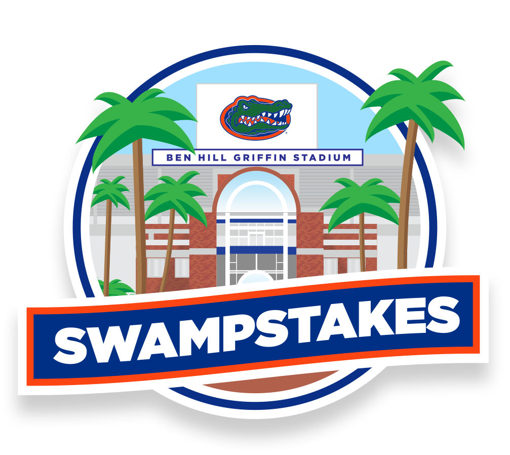Uf football clipart image stock Swampstakes - Florida Gators image stock