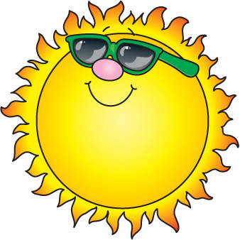 Warm and sunny clipart png freeuse Florida sunshine clipart kid 3 - Clipartix png freeuse