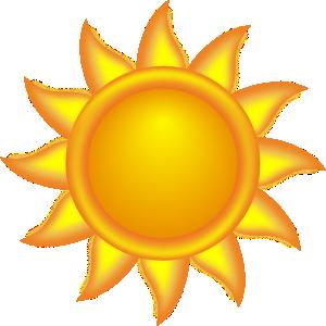 Sunrise public domain clipart transparent
