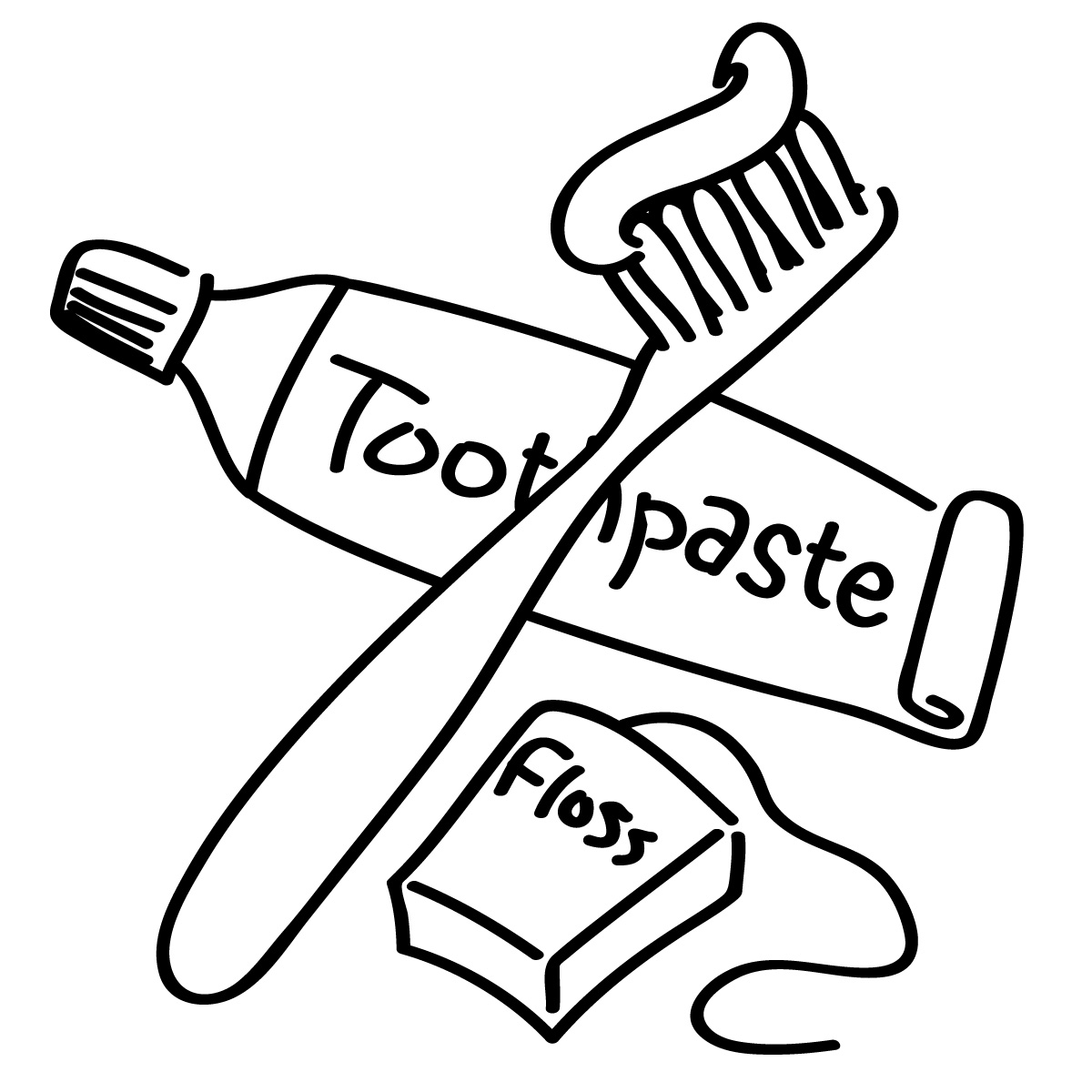 Contribution statement clipart free stock Dental floss cliparts free download clip art jpg 5 - Clipartix free stock