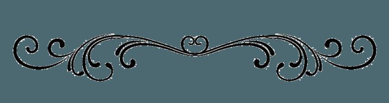 Flourish clipart black and white clip library Victorian Flourish Clipart | Free download best Victorian Flourish ... clip library