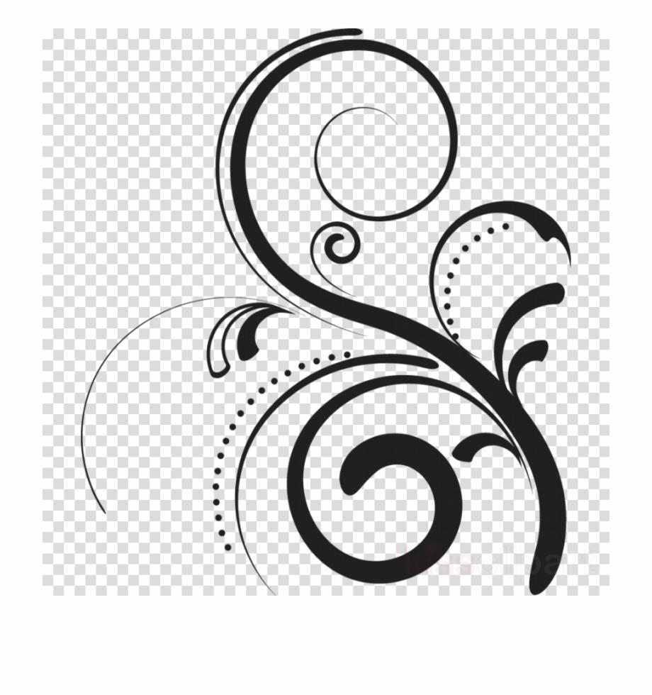 Flourish clipart png. Clip art download transparent