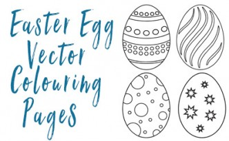 Flourish easter egg clipart clipart free library Easter Archives - Bunny Peculiar clipart free library