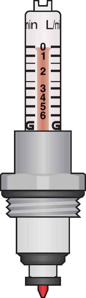 Valve insert clip art. Flow meter clipart