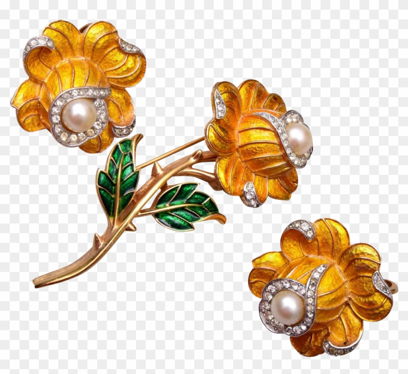 Flower and jewel cliparts vector Jewel Clipart Imitation Jewellery - Artificial Flower, HD Png ... vector
