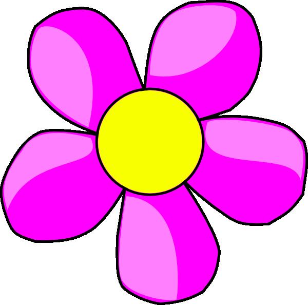 Flower art clipart clipart free stock Flower Clip Art at Clker.com - vector clip art online, royalty free ... clipart free stock