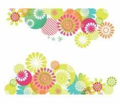 Flower background images free download picture free library Vector spring flower background Free vector for free download ... picture free library