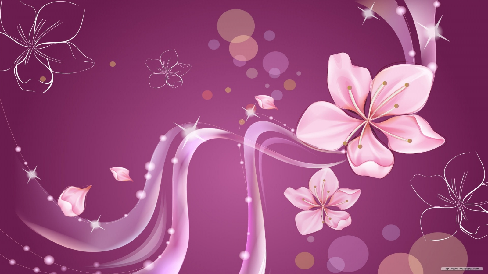 Flower background images free download vector black and white library background images free download vector black and white library