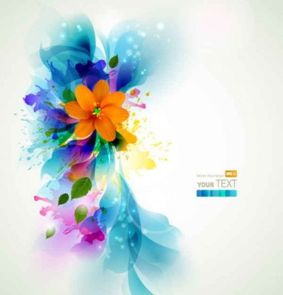 Flower background images free download svg royalty free download Colorful Blue flowers background | wedding invitations | Pinterest ... svg royalty free download