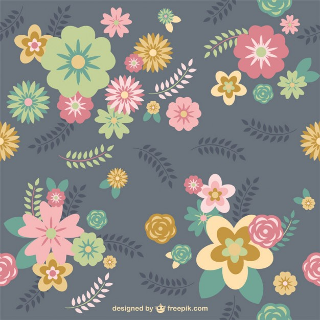 Flower background images free download clip art Floral background Vector | Free Download clip art